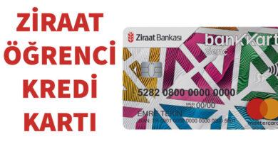 Photo of 2020 GÜNCEL: Ziraat Genç Bankkart Kredi Kartı Borcu Ödenmezse Ne Olur?